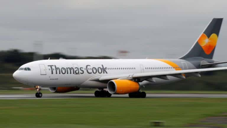 Thomas Cook and Fosun Agree to Terms on Rescue Deal to Save the Former