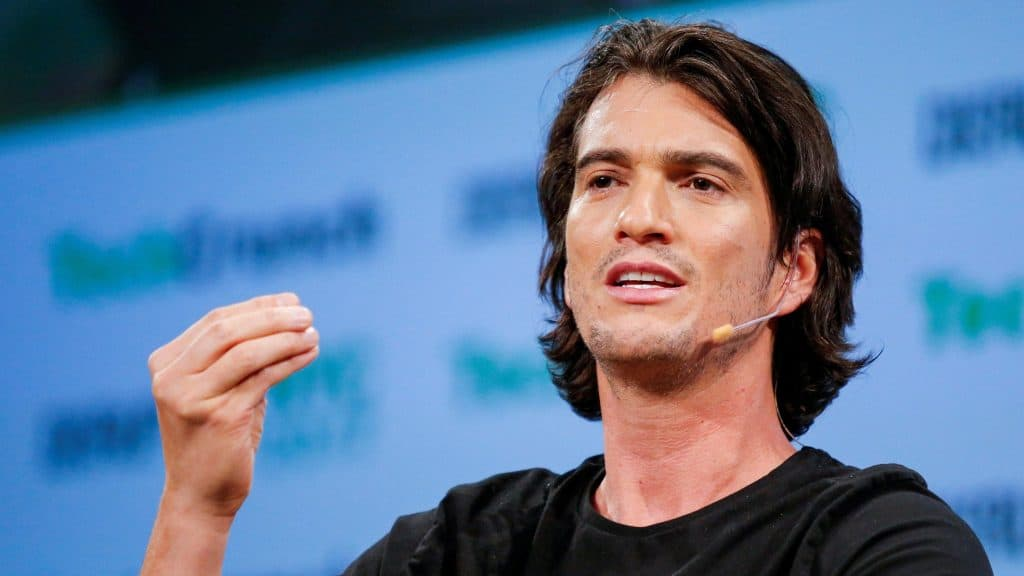 Yale Professor Recommends John Legere's Name for WeWork CEO