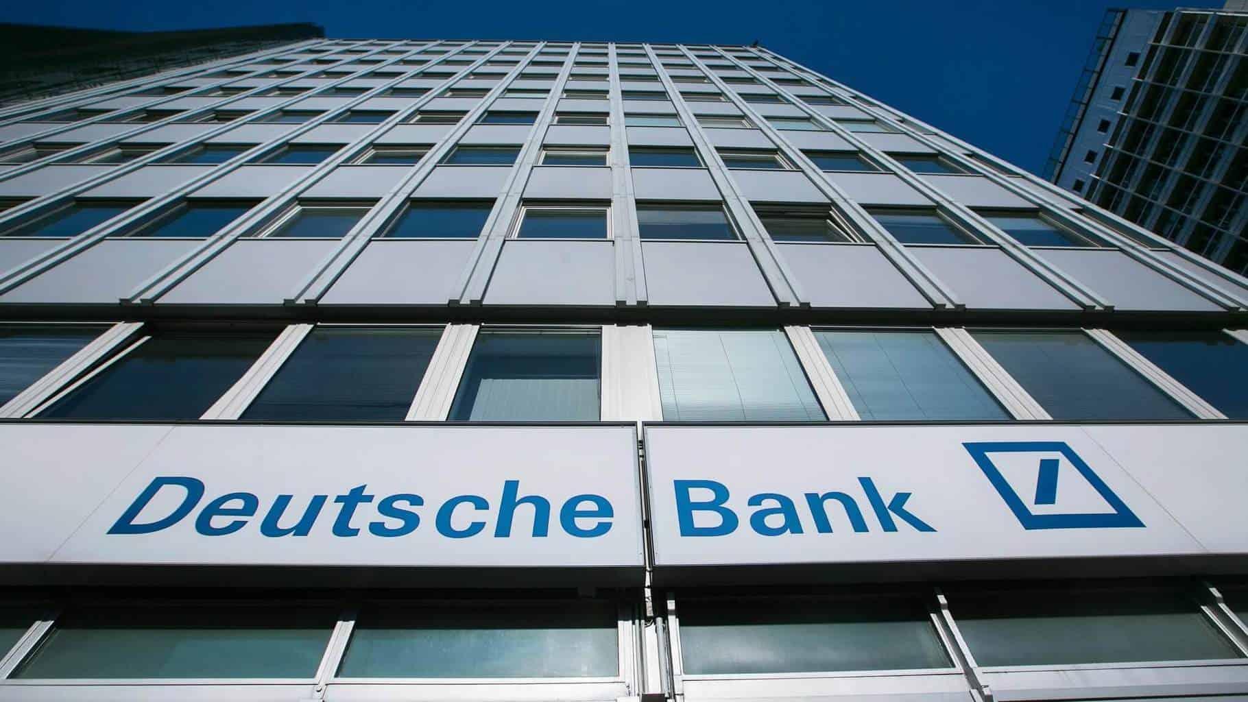 Deutsche Bank Stock