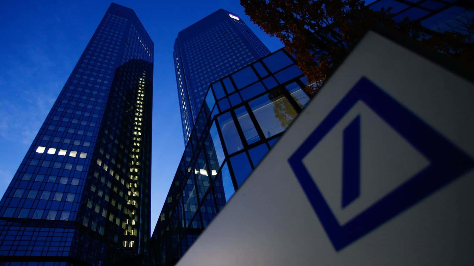 Deutsche Bank Looks to Move Problematic Assets to Bad Bank