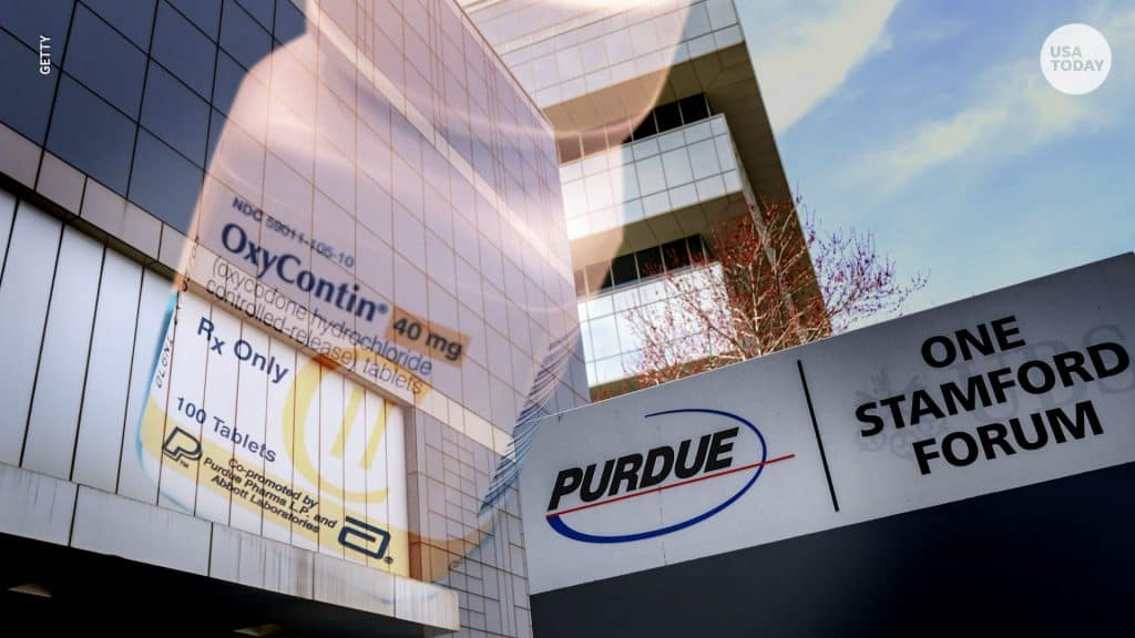 Purdue Pharma Files for Bankruptcy, Move Could Halt Over 2,000 Lawsuits