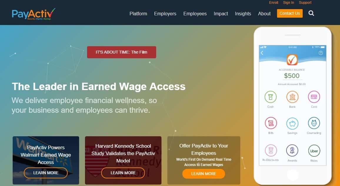 PayActiv App Loan Review...