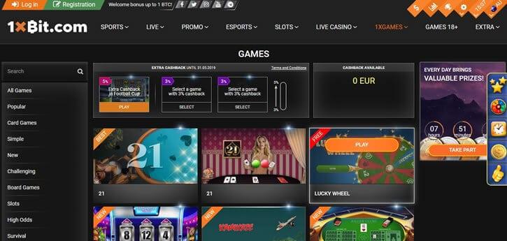 Top Bitcoin Casinos +...