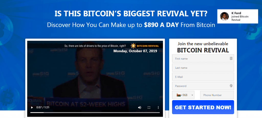 Bitcoin Revival Review :...