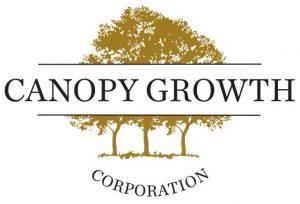 Canopy Growth Marijuana Stock Logo