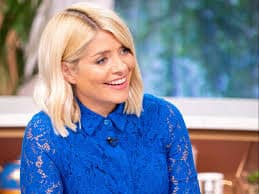 Holly Willoughby, English celebrity