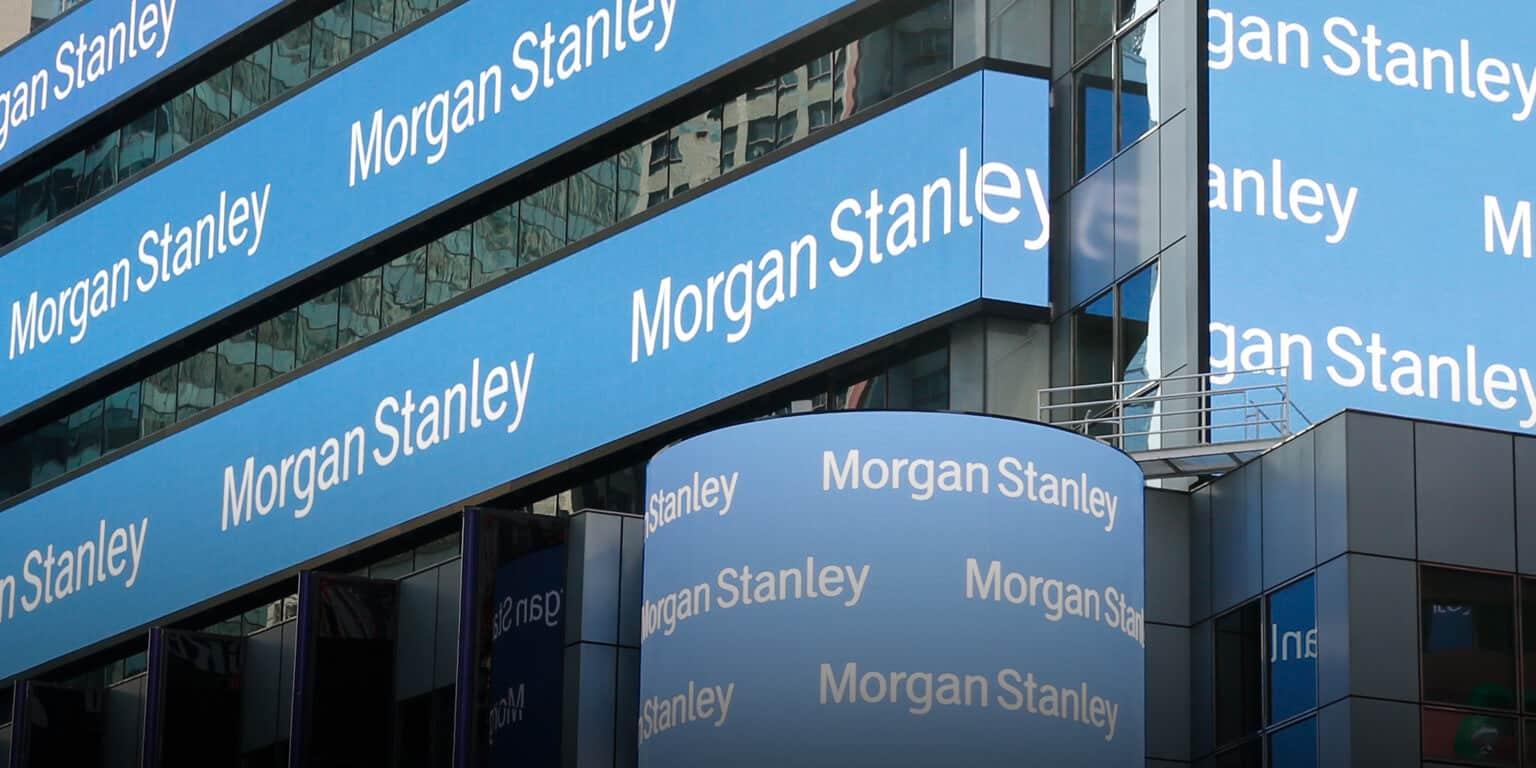 Morgan Stanley stock
