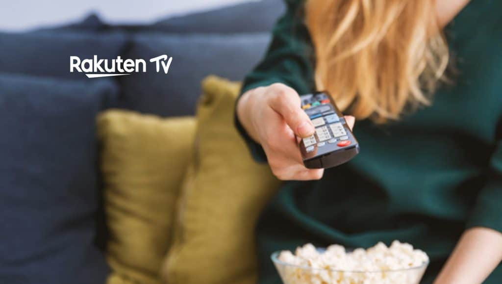 Rakuten TV Debuts a New Platform Called AVOD in Europe