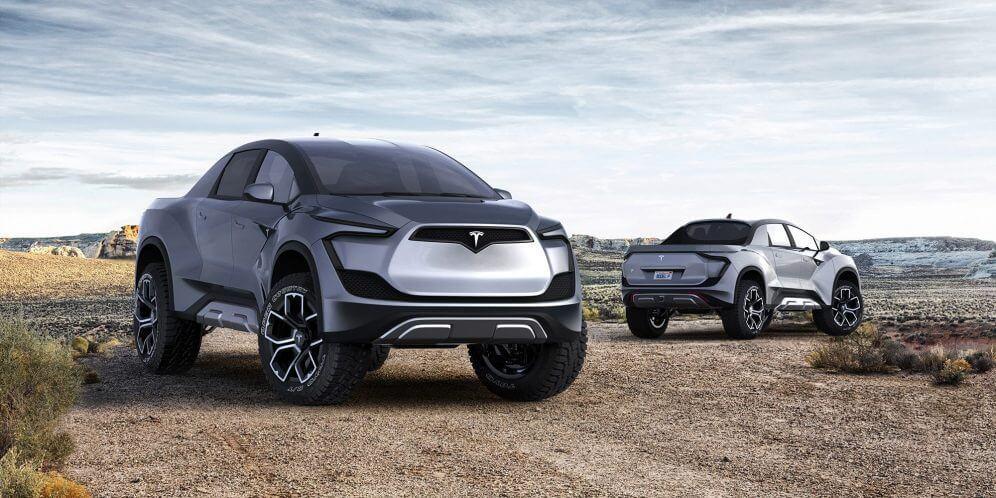 Tesla Pickup To Get...