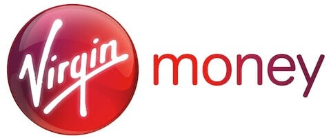 Virgin Money company logo