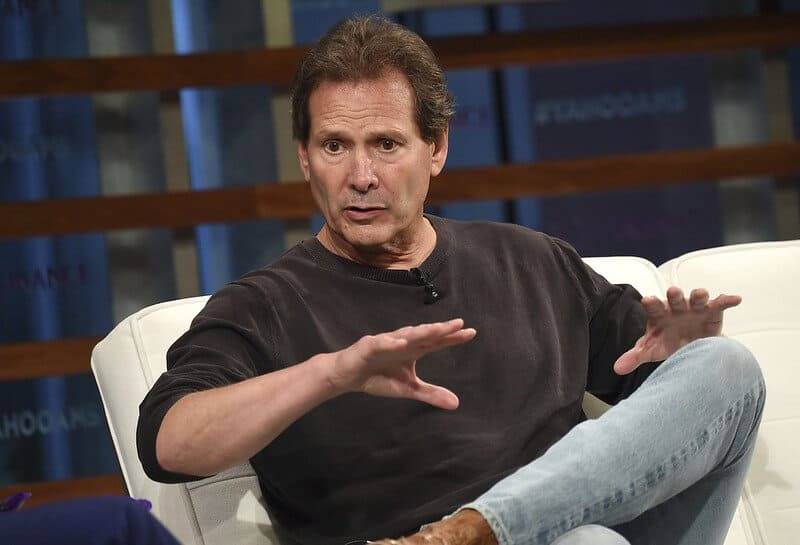 PayPal chief executive Dan Schulman