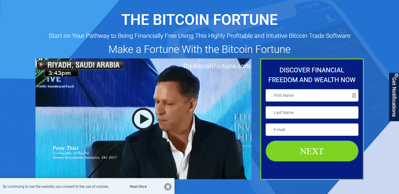 Bitcoin Fortune Review :...