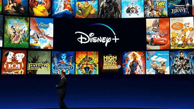 Disney share price