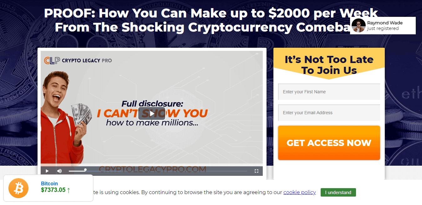 Crypto Legacy Pro :...