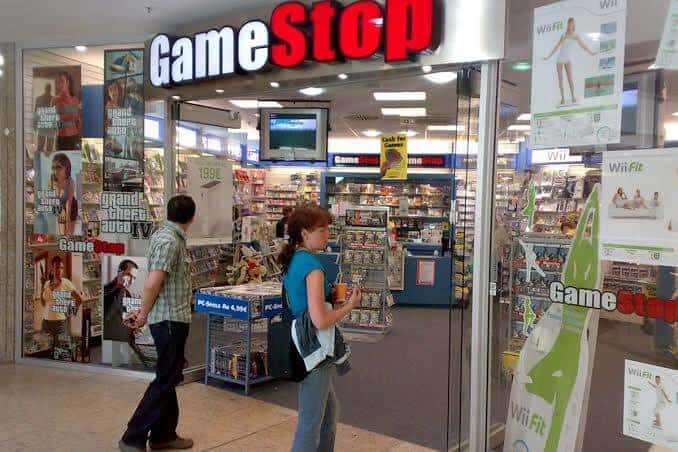 GameStop Shares