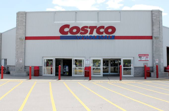 costco shares
