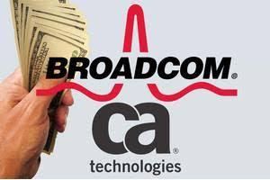 Broadcom shares
