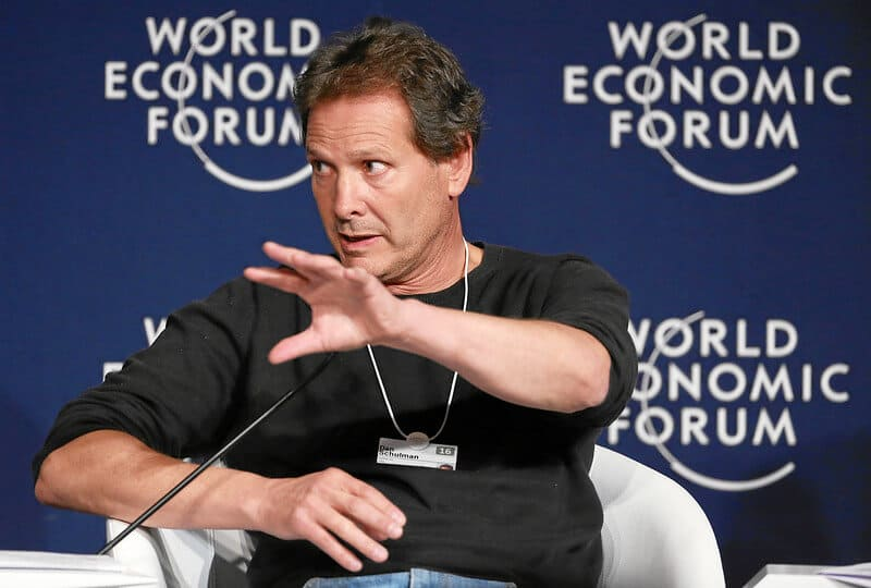 PayPal chief executive Dan Schulman on platform firms