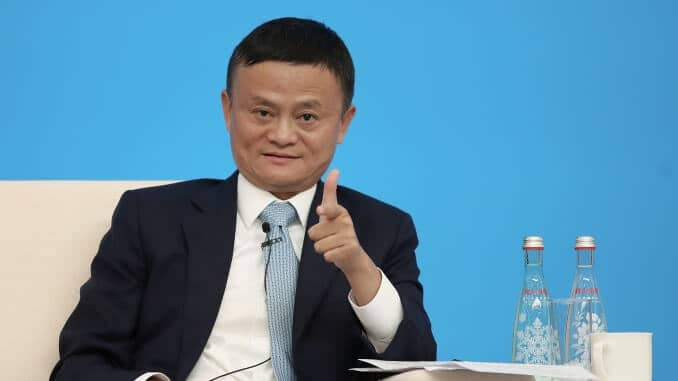 Card Companies will Face Strong Competition from Jack Ma's Ant Financial