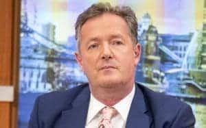 Piers Morgan host of ITV's Morning Show rumored to support Bitcoin Era
