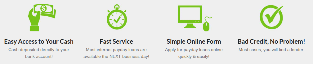 Snappy Payday Loans Review...