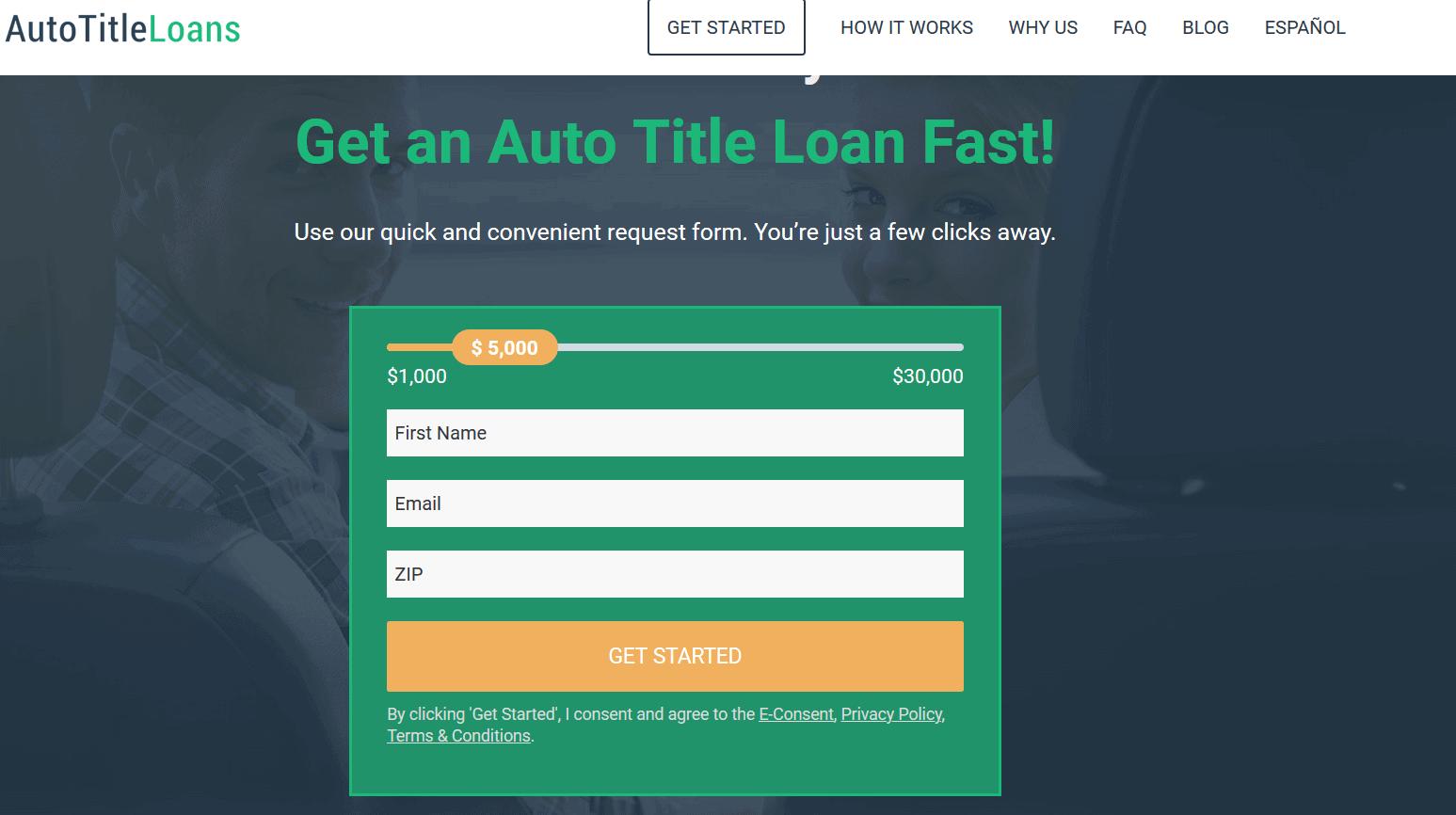 Auto Title Loans Review...