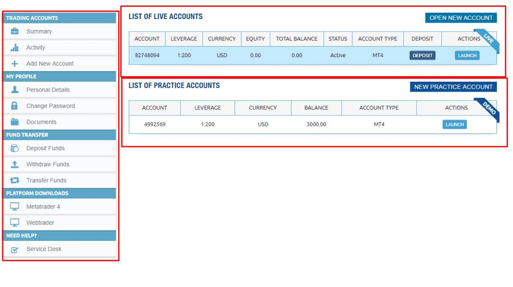 Screengrab of Bitcoin Era live trading page