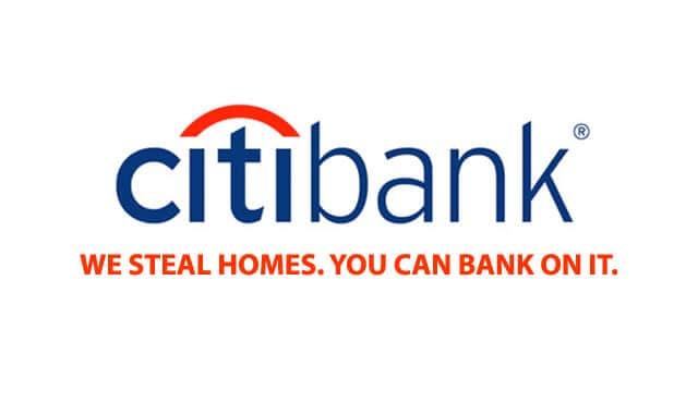 Citibank mortgage