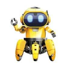 Best Forex Signals - Yellow robot - Learnbonds