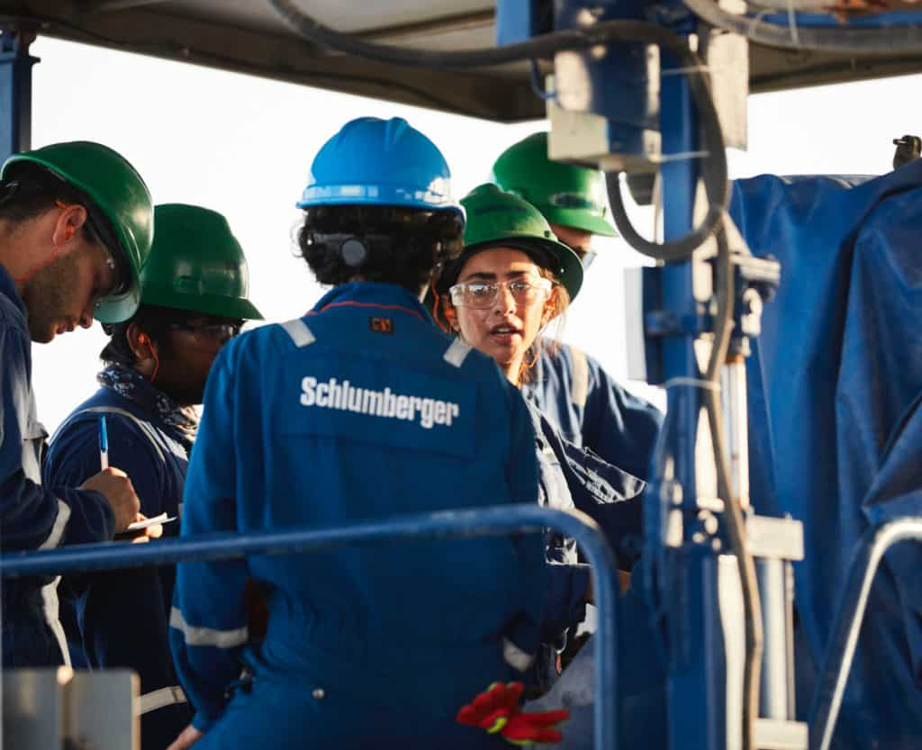 Schlumberger Stock