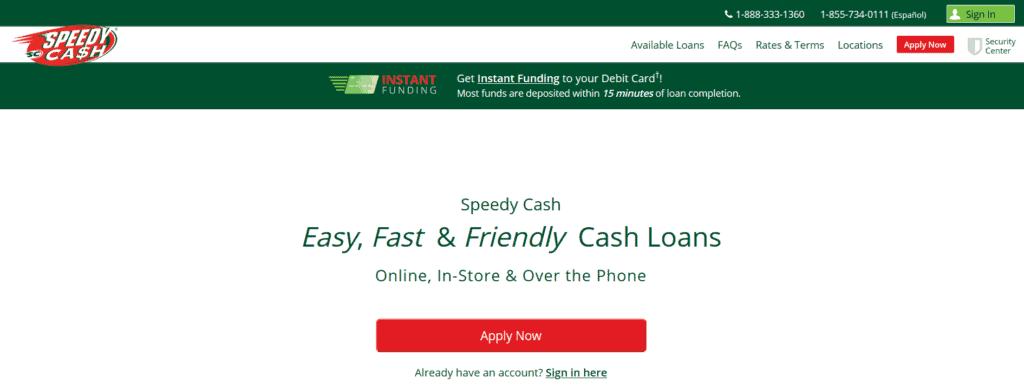 no credit check payday loans Dayton OH