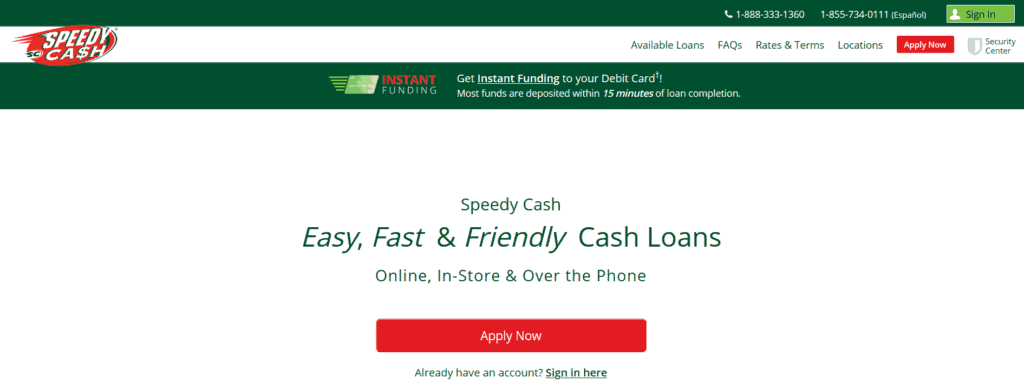 Las Vegas Payday Loan...