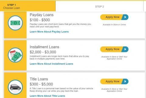 Advance America Loan Review...