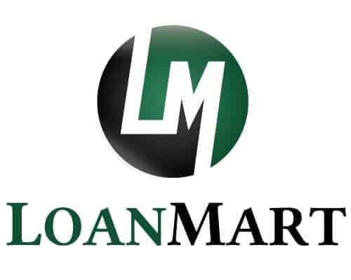 Circular LM image of LoanMart logo