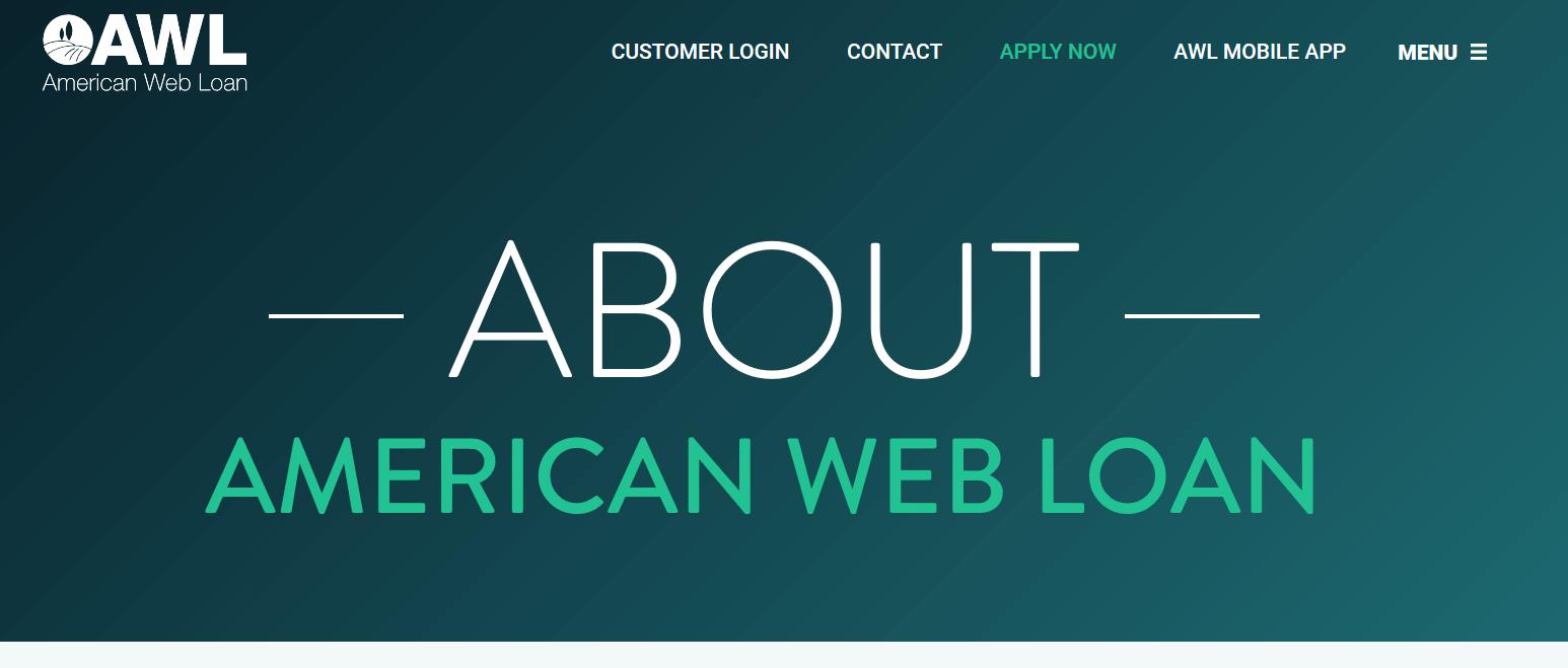American Web Loan Review...