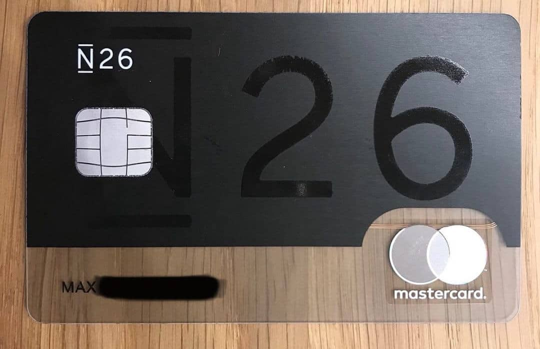 N26 closes in UK