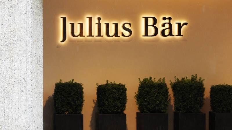 Swiss money manager Julius Baer has been banned
