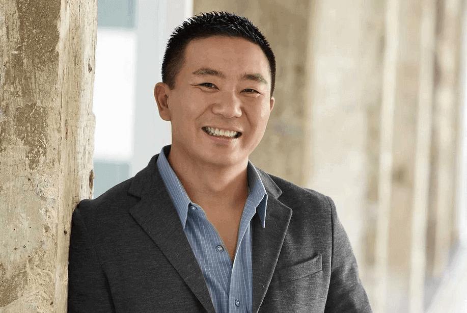 Ken Lin co-founder of Credit Karma