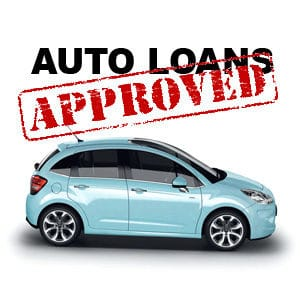 Bad credit auto loan applications can usually be applied for 100% online