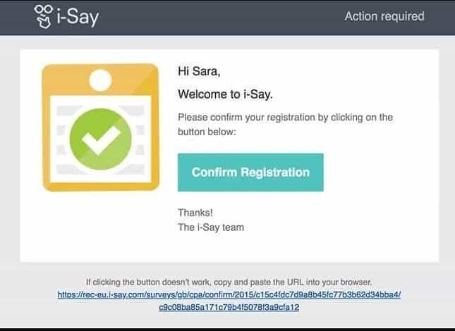 verify email ipsos