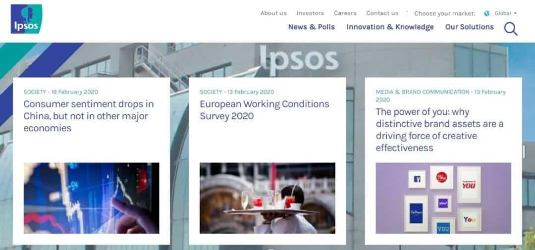 ipsos homepage