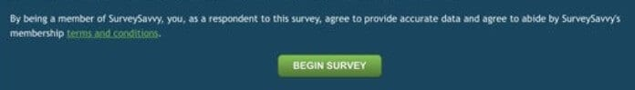 welcome survey