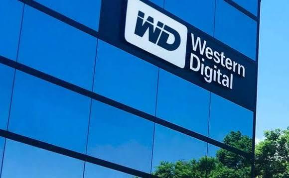 western digital stock