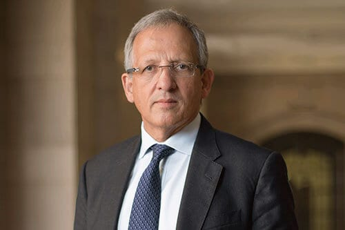 Deputy Governor at England's central bank Jon Cunliffe discusses CBDC