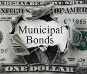 Municipal bonds are usually exmpt from federal and state taxes