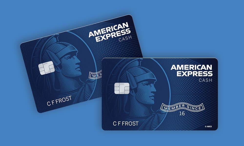 American Express Cash Magnet Reward Credit Card