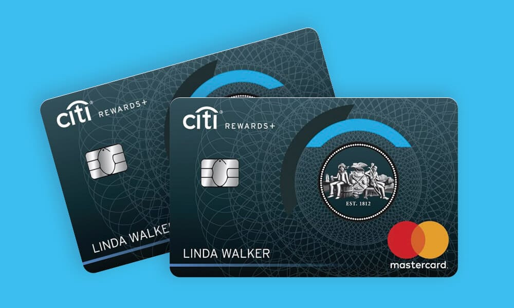Citi Rewards+ Credit Card