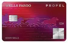 Propel American Express Reward Credit Card