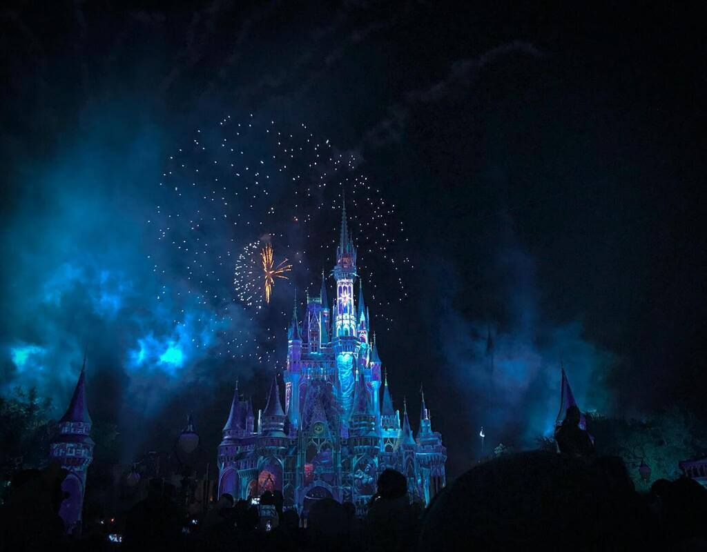 image of disney world resort - how to buy disney stocks in 2020 | Learnbonds -Photo by Jayme McColgan on Unsplash