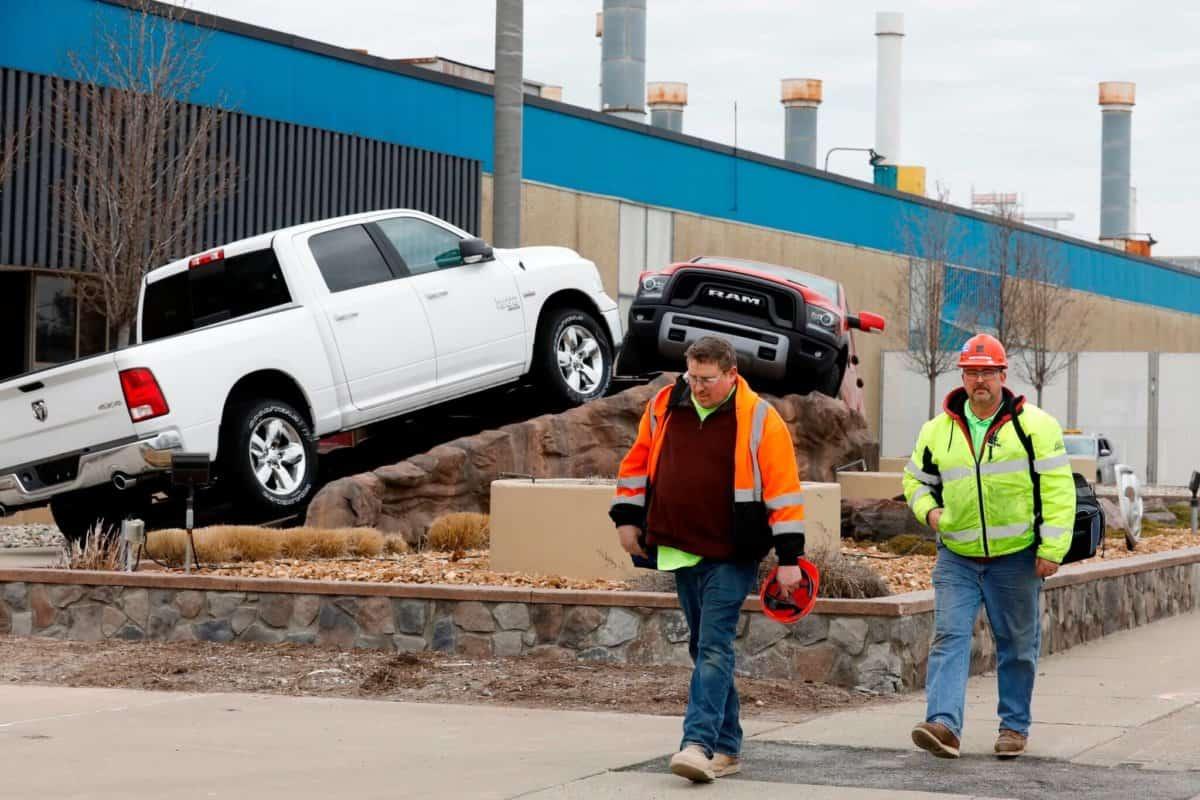 General Motors stock